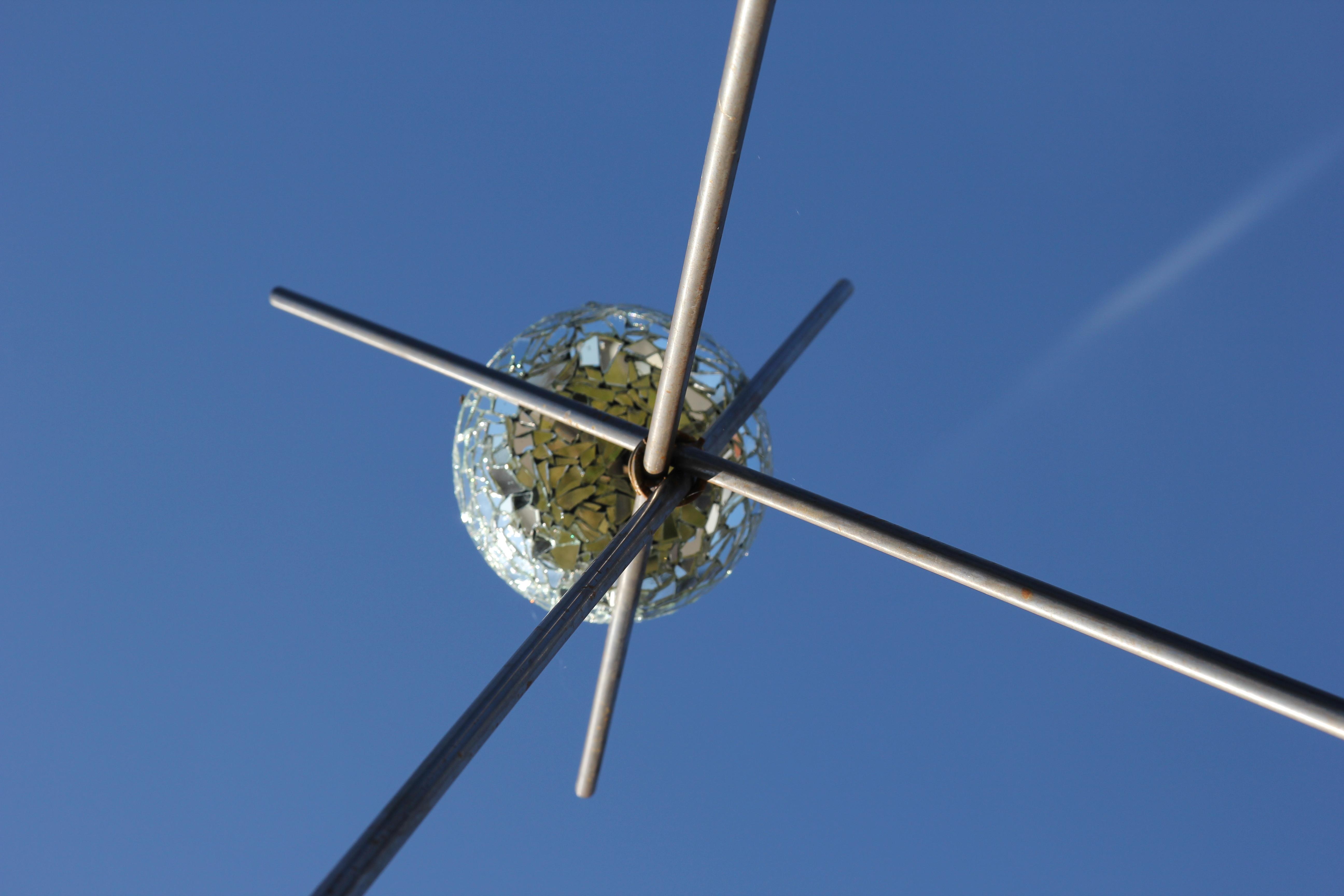 Skulptur højderne 4